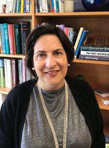 Monica Adler Warner, MA