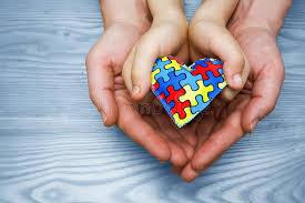 autism awareness hands