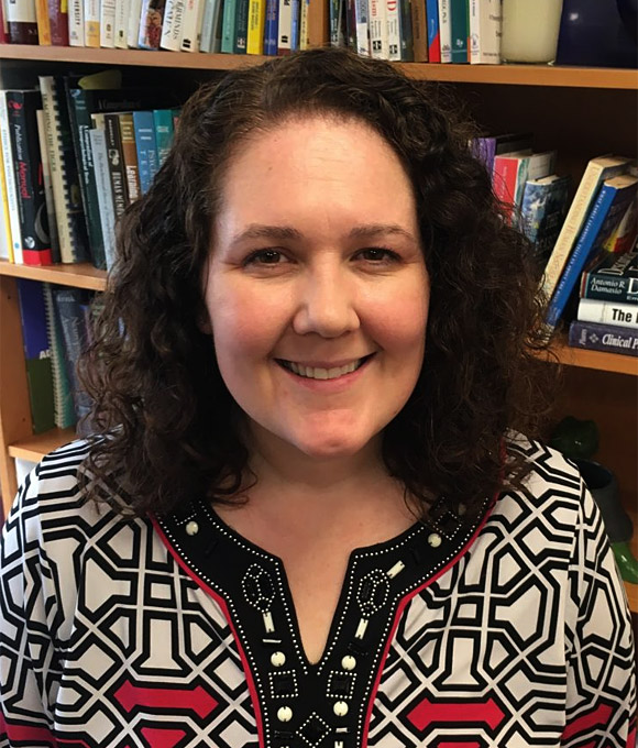 Dr. Marissa McMurray