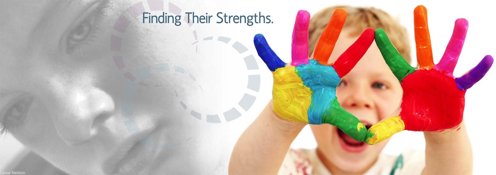 Helping children find their strengths